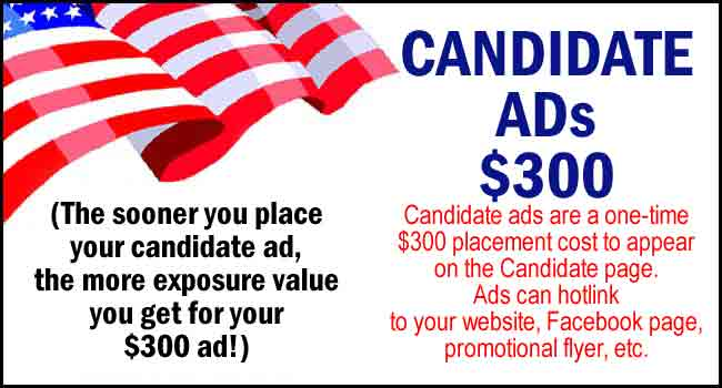 Candidate ad example