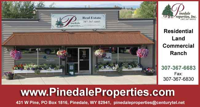 Pinedale Properties Real Estate