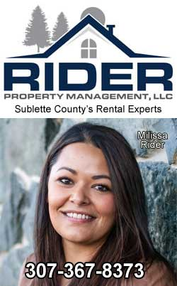 For more info contact Milissa Rider, Responsible Broker, Rider Property Management LLC.