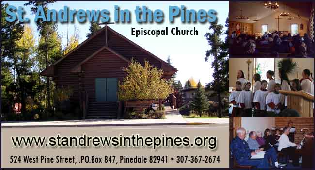 St. Andrews in the Pines Episcopal Church