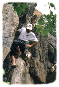 Todd Skinner, World Class Rock Climber